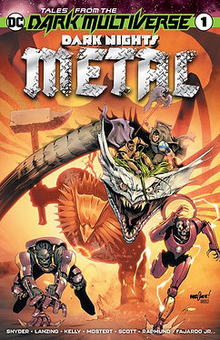 Tales from the Dark Multiverse: Dark Nights Metal #1