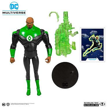 DC - Green Lantern (John Stewart JLA) Action Figure
