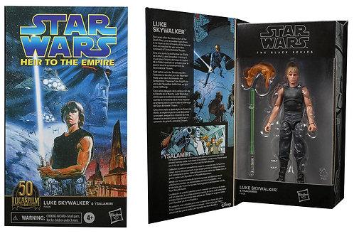 "Star Wars Black Series: Luke Skywalker (Heir to the Empire) 6"" Figure"