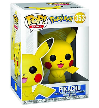 Pokémon: Pikachu Pop! Figure
