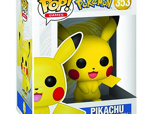 Pokémon: Pikachu Pop! Figure