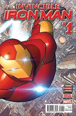 Iron Man 12 Issue Subscription