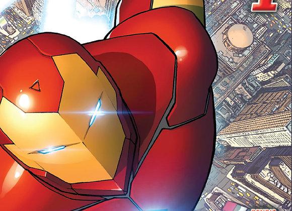 Iron Man 6 Issue Subscription