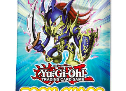 Yu-Gi-Oh!: Toon Chaos Booster Pack (Unlimited Reprint)
