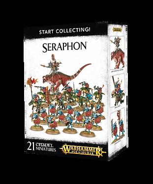 Warhammer Age of Sigmar: Start Collecting! Seraphon (70-88)