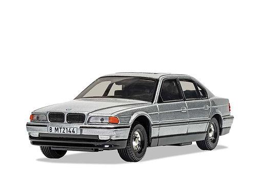 James Bond BMW 750iL 'Tomorrow Never Dies' 1:36 Model by Corgi
