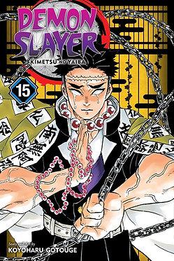 Demon Slayer: Kimetsu no Yaiba Vol. 15