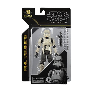 """Star Wars Black Series Archive: Imperial Hovertank Driver 6"""" Figure"""