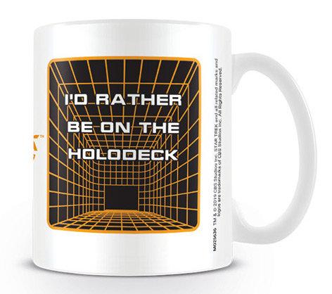 Star Trek TNG: Holodeck Mug