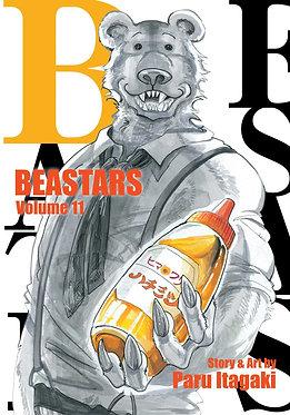 Beastars Vol. 11