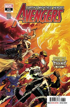 Avengers #43