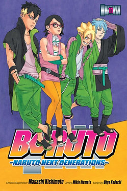 Boruto: Naruto Next Generations Vol. 11