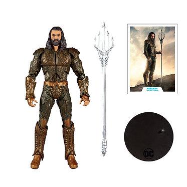 "McFarlane Toys/DC: Aquaman (Justice League Movie) 7"" Figure"