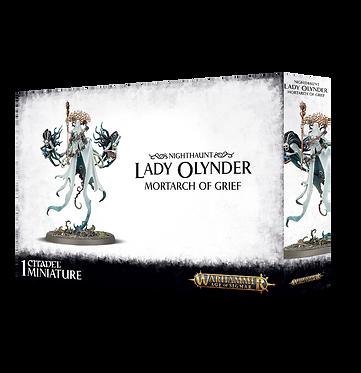 Warhammer Age of Sigmar: Lady Olynder Mortarch of Grief (91-25)