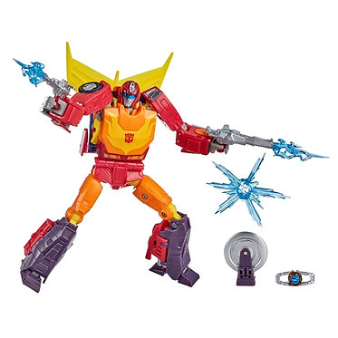 Transformers Studio Series: Hot Rod (1986 Movie) Voyager Class [86-04]