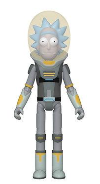 Rick & Morty Space Suit Rick Action Figure