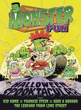 Monster Fun Halloween Spooktacular