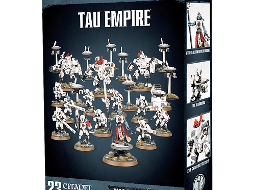 Warhammer 40K: Start Collecting! T'au Empire (70-56)