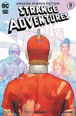 Strange Adventures #8 Evan Shaner Variant