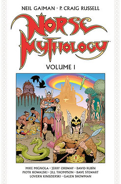 Norse Mythology Vol. 1 (Hardcover)