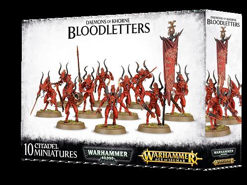 Warhammer Age of Sigmar: Daemons of Khorne Bloodletters (97-08)