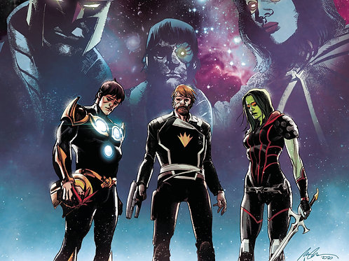 Guardians of the Galaxy #11 (#173)