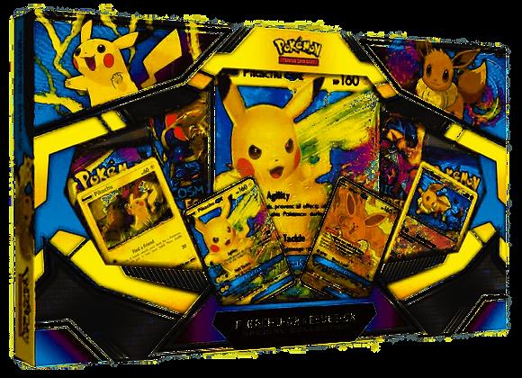 Pokémon: Pikachu-GX & Eevee-GX Special Collection