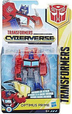 Transformers Cyberverse: Optimus Prime (Warrior Class)