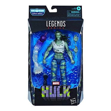 Marvel - She-Hulk (Legends) Action Figure