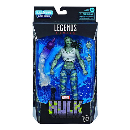 Marvel - She-Hulk (Legends) Action Figure