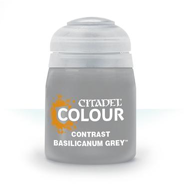 Citadel Contrast: Basilicanum Grey (29-37)