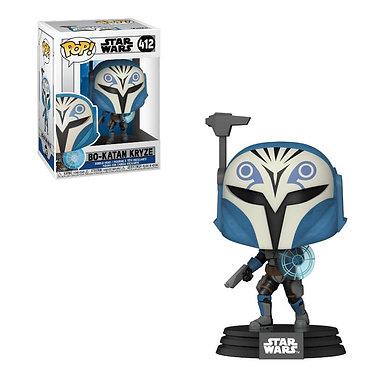 Star Wars: The Clone Wars: Bo-Katan Pop! Figure