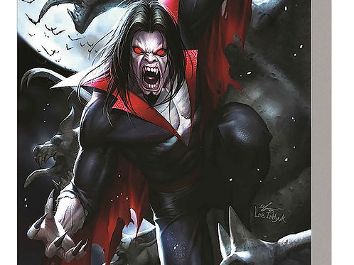 Morbius: Preludes and Nightmares