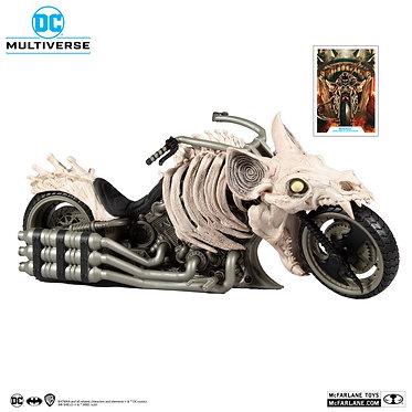 DC: Batcycle (Dark Nights Death Metal) McFarlane Toys Action Figure