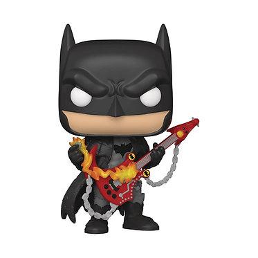 Dark Nights Death Metal: Batman (with Guitar) Pop! Figure