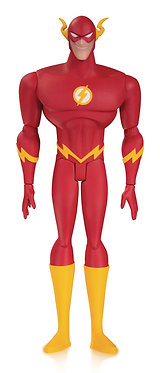DC - The Flash (JLA) Action Figure