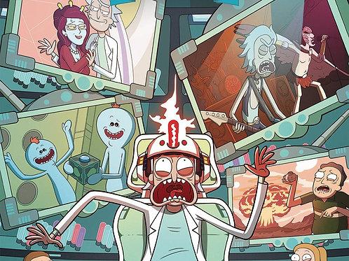 Rick & Morty Presents Vol. 2