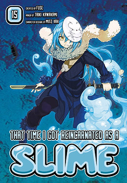That Time I Got Reincarnated as a Slime Vol. 15