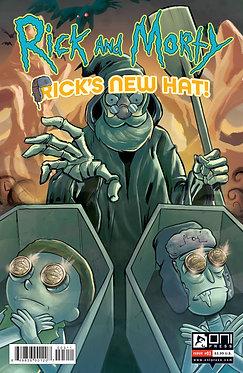Rick & Morty: Rick's New Hat #3