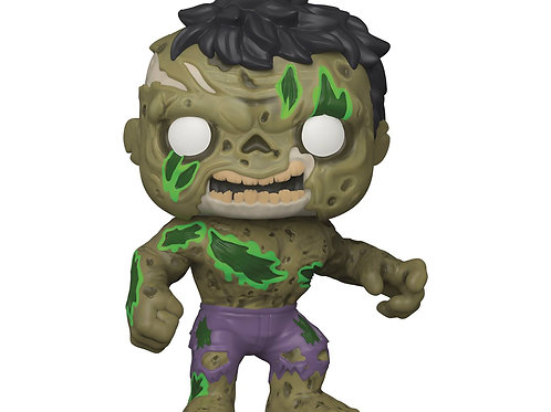 Marvel Zombies: Hulk Pop! Figure