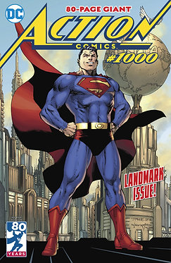 Action Comics 6 Issue Subscription