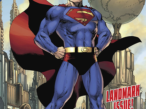 Action Comics 12 Issue Subscription