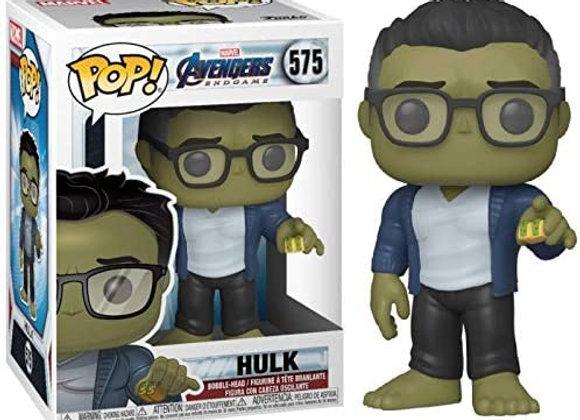 Funko Pop!: Hulk (with Taco, Endgame)