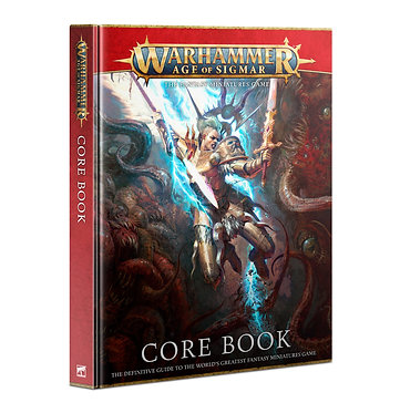 Warhammer Age of Sigmar: Core Rule Book (80-02)