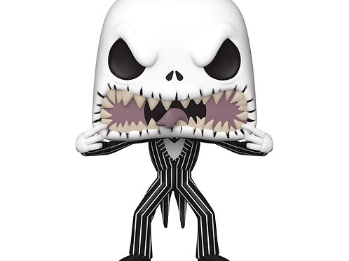 Nightmare Before Christmas: Jack (Scary Face) Pop! Figure