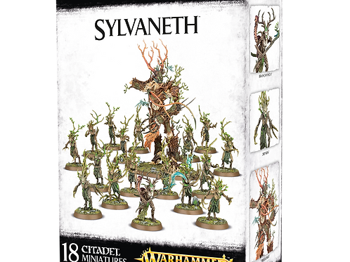 Warhammer Age of Sigmar: Start Collecting! Sylvaneth (70-92)