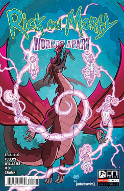 Rick & Morty: Worlds Apart #2
