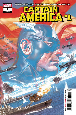 Captain America 12 Issue Subscription