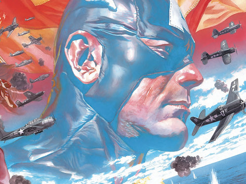 Captain America 6 Issue Subscription