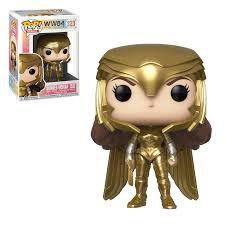 Funko Pop!: Wonder Woman (Gold, WW84)